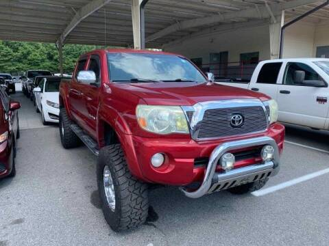 2006 Toyota Tacoma for sale at Auto Solutions in Maryville TN