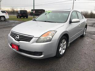 2008 Nissan Altima Hybrid for sale at FUSION AUTO SALES in Spencerport NY