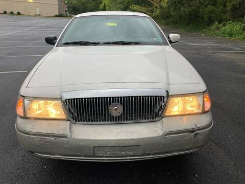 2004 Mercury Grand Marquis for sale at Michaels Used Cars Inc. in East Lansdowne PA