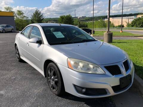 2010 Pontiac G6 for sale at MnM The Next Generation in Jefferson City MO