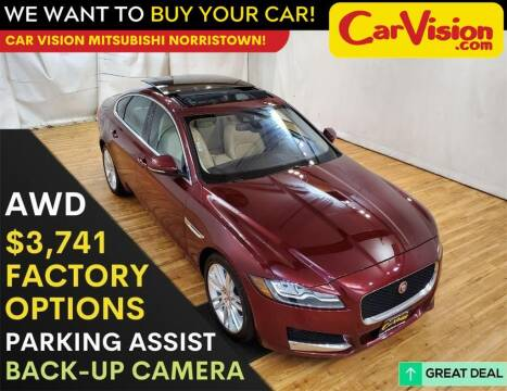 2017 Jaguar XF for sale at Car Vision Mitsubishi Norristown in Trooper PA