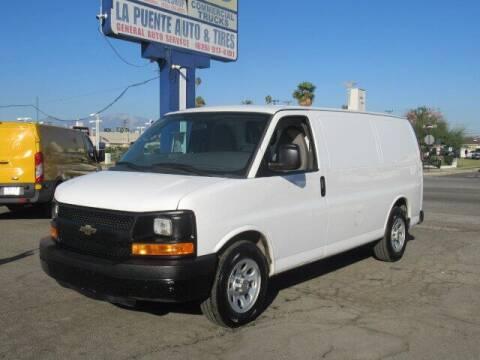 2014 Chevrolet Express Cargo for sale at Atlantis Auto Sales in La Puente CA