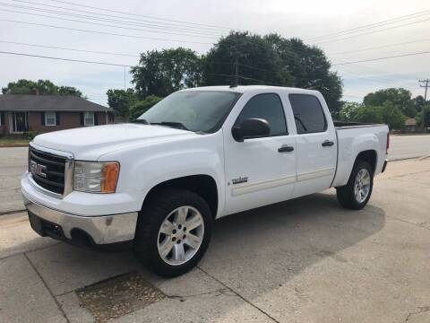2007 GMC Sierra 1500 for sale at E Motors LLC in Anderson SC
