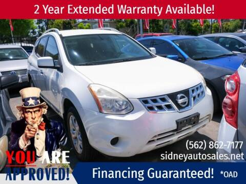 2011 Nissan Rogue for sale at Sidney Auto Sales in Downey CA