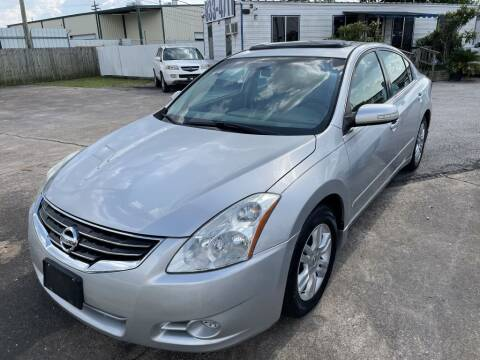 2010 Nissan Altima for sale at AMERICAN AUTO COMPANY in Beaumont TX