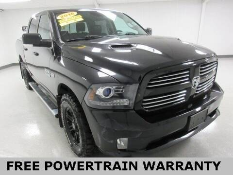 2016 RAM Ram Pickup 1500 for sale at Sports & Luxury Auto in Blue Springs MO