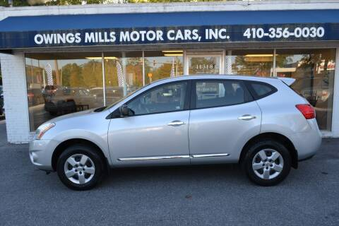 2011 Nissan Rogue for sale at Owings Mills Motor Cars in Owings Mills MD