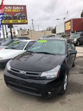2009 Ford Focus for sale at Direct Auto Sales+ in Spokane Valley WA