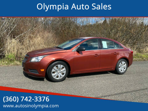 Chevrolet For Sale In Olympia Wa Olympia Auto Sales