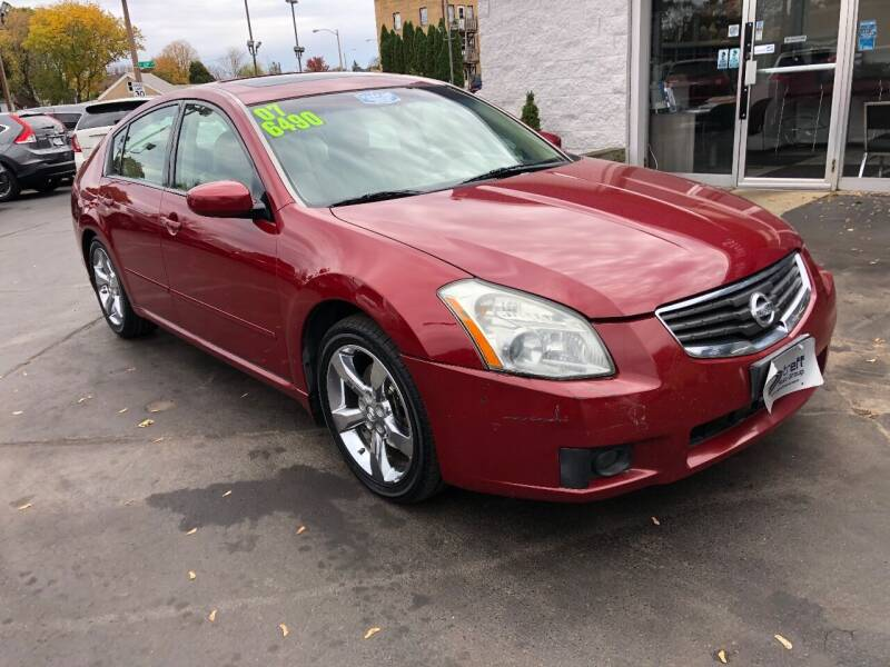 2007 Nissan Maxima for sale at Streff Auto Group in Milwaukee WI