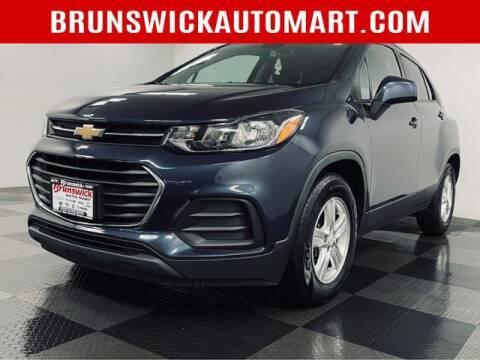 2019 Chevrolet Trax for sale at Brunswick Auto Mart in Brunswick OH