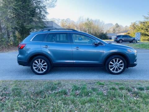 2014 Mazda CX-9 for sale at H&C Auto in Oilville VA