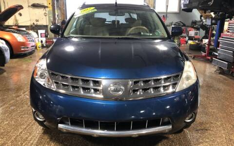 2007 Nissan Murano for sale at Six Brothers Auto Sales in Youngstown OH