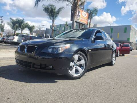 2004 BMW 5 Series for sale at GENERATION 1 MOTORSPORTS #1 in Los Angeles CA