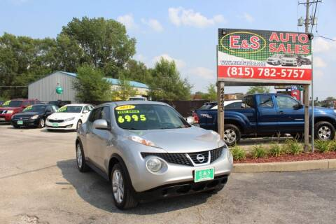 2011 Nissan JUKE for sale at E & S Auto Sales in Crest Hill IL