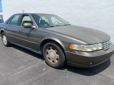 2001 Cadillac Seville for sale at Car Girl 101 in Oakland Park FL