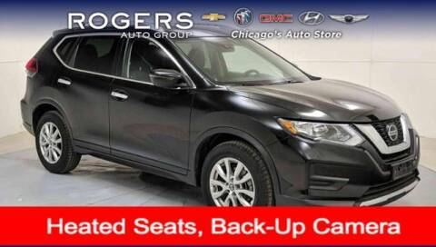 2019 Nissan Rogue for sale at ROGERS  AUTO  GROUP in Chicago IL