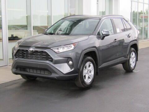 2021 Toyota RAV4 for sale at Brunswick Auto Mart in Brunswick OH