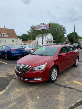 2014 Buick LaCrosse for sale at Dream Auto Sales in South Milwaukee WI