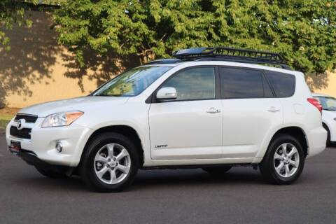 2011 Toyota RAV4 for sale at Beaverton Auto Wholesale LLC in Hillsboro OR