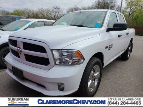 2019 RAM Ram Pickup 1500 Classic for sale at Suburban Chevrolet in Claremore OK