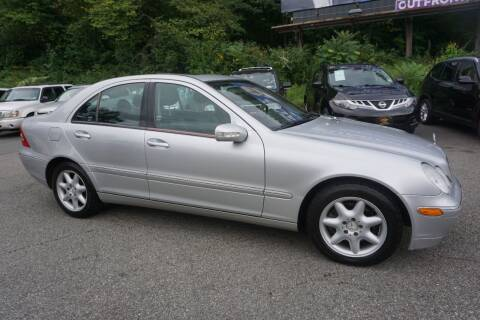 2004 Mercedes-Benz C-Class for sale at Bloom Auto in Ledgewood NJ