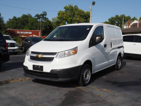2015 Chevrolet City Express Cargo for sale at Tom Roush Budget Westfield in Westfield IN