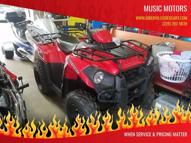2014 Kawasaki Brute Force™ for sale in D'Iberville, MS