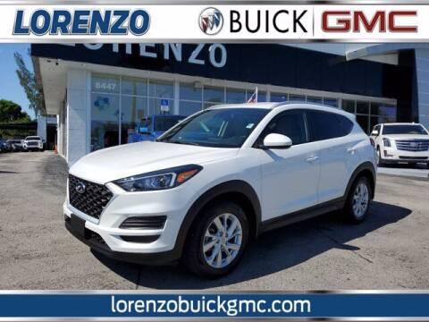 2019 Hyundai Tucson for sale at Lorenzo Buick GMC in Miami FL