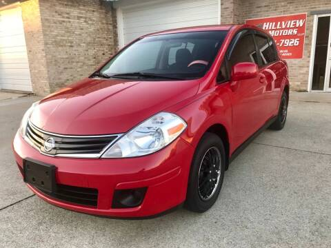 2011 Nissan Versa for sale at HillView Motors in Shepherdsville KY