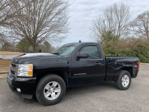 2010 Chevrolet Silverado 1500 for sale at LAMB MOTORS INC in Hamilton AL