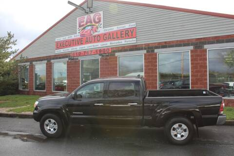 2014 Toyota Tacoma for sale at EXECUTIVE AUTO GALLERY INC in Walnutport PA