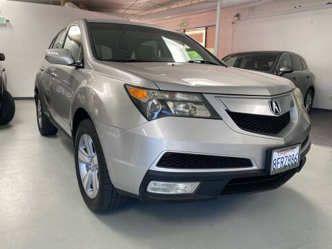 2011 Acura MDX for sale at Mag Motor Company in Walnut Creek CA