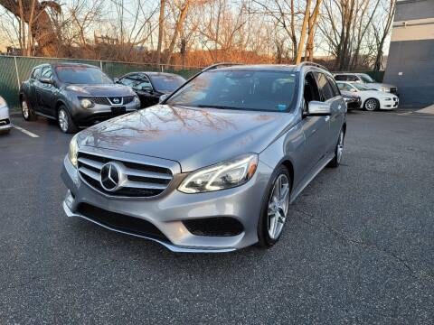 2014 Mercedes-Benz E-Class for sale at AW Auto & Truck Wholesalers  Inc. in Hasbrouck Heights NJ