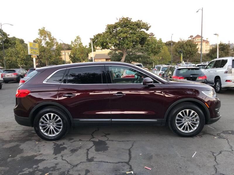 2018 Lincoln MKX Select 4dr SUV - El Cerrito CA