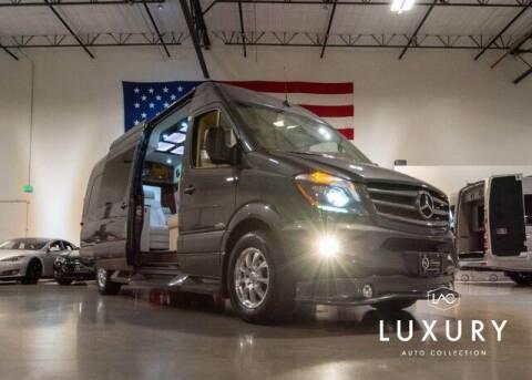2017 Mercedes-Benz Sprinter Cargo for sale at Luxury Auto Collection in Scottsdale AZ