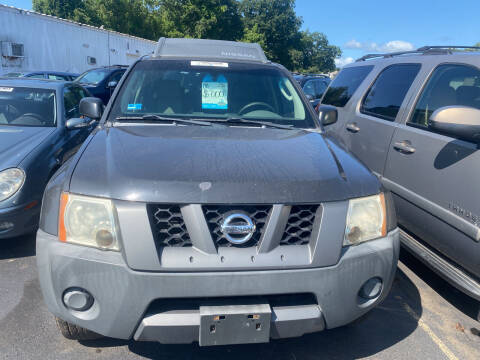 2008 Nissan Xterra for sale at Whiting Motors in Plainville CT