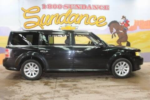 2012 Ford Flex for sale at Sundance Chevrolet in Grand Ledge MI
