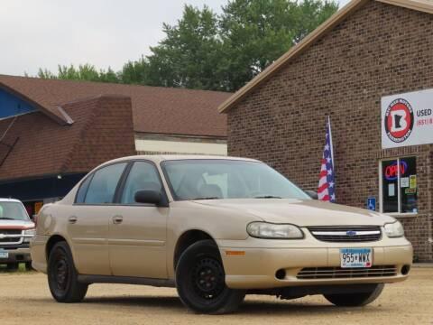 2003 Chevrolet Malibu for sale at Big Man Motors in Farmington MN