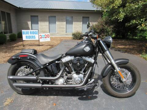2013 Harley-Davidson Softail Slim FLS for sale at Blue Ridge Riders in Granite Falls NC