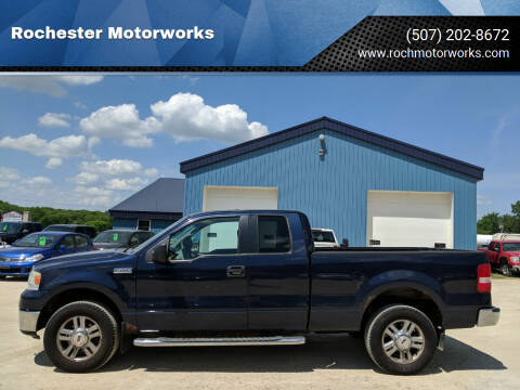2006 Ford F-150 for sale at Rochester Motorworks in Rochester MN