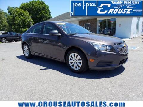 2011 Chevrolet Cruze for sale at Joe and Paul Crouse Inc. in Columbia PA