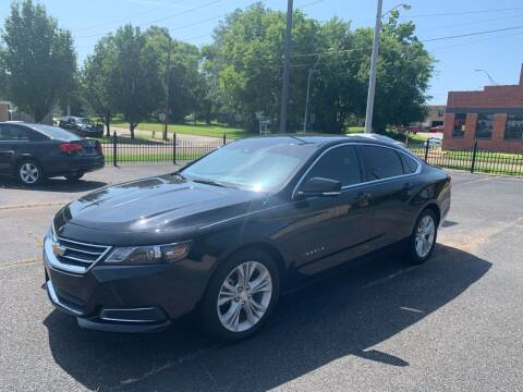 2014 Chevrolet Impala for sale at Brannon Motors Inc in Marshall TX