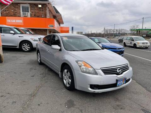 2007 Nissan Altima for sale at Bloomingdale Auto Group - The Car House in Butler NJ