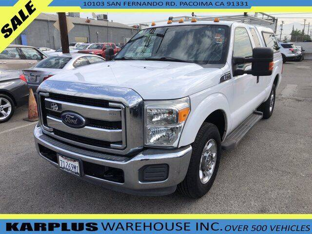 2013 Ford F-250 Super Duty for sale in Pacoima, CA