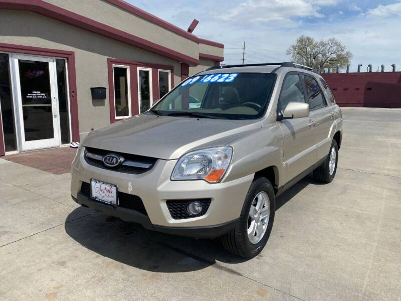 2009 Kia Sportage for sale at Sexton's Car Collection Inc in Idaho Falls ID