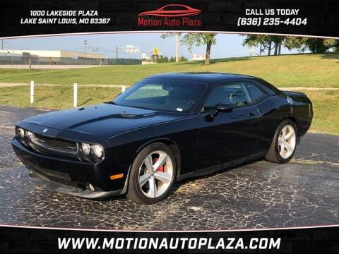 2009 Dodge Challenger for sale at Motion Auto Plaza in Lakeside MO