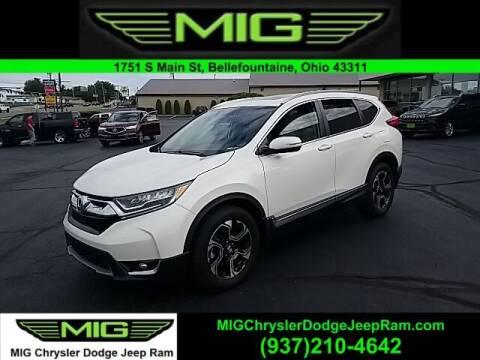 2018 Honda CR-V for sale at MIG Chrysler Dodge Jeep Ram in Bellefontaine OH