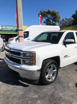 2014 Chevrolet Silverado 1500 for sale at H.A. Twins Corp in Miami FL