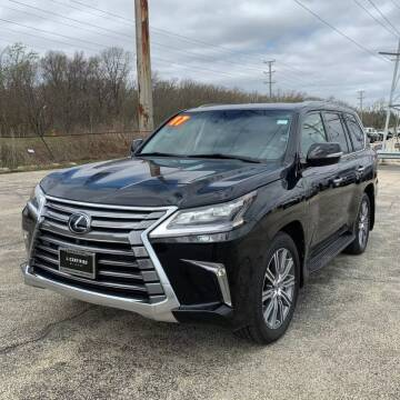 2017 Lexus LX 570 for sale at Coast to Coast Imports in Fishers IN